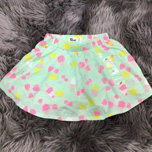 Epic Threads Girl's Skort | Mint Ice Cream